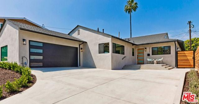 5945 Blairstone Drive, Culver City, CA 90232 (#19466164) :: Team Tami