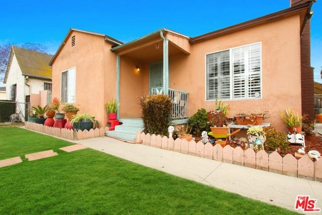 1411 N Willow Avenue, Compton, CA 90221 (#19466174) :: RE/MAX Masters