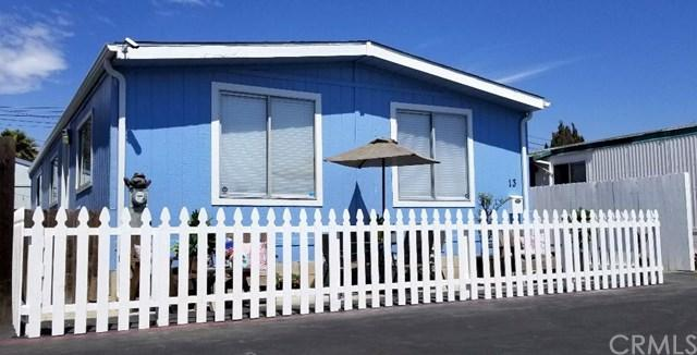 21752 Pacific Coast Hwy. Space #13, Huntington Beach, CA 92646 (#OC19112063) :: eXp Realty of California Inc.