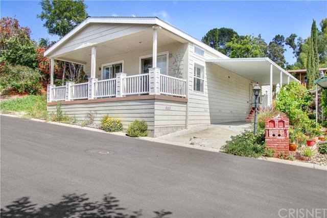23777 Mulholland #163, Calabasas, CA 91302 (#SR19112081) :: Mainstreet Realtors®