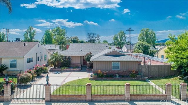 10437 Peach Avenue, Mission Hills (San Fernando), CA 91345 (#SR19111662) :: Fred Sed Group