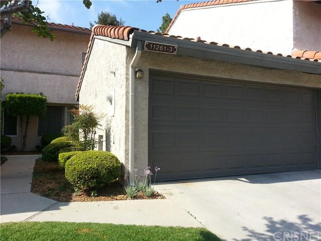 11261 Key West Avenue #3, Porter Ranch, CA 91326 (#SR19112275) :: Fred Sed Group