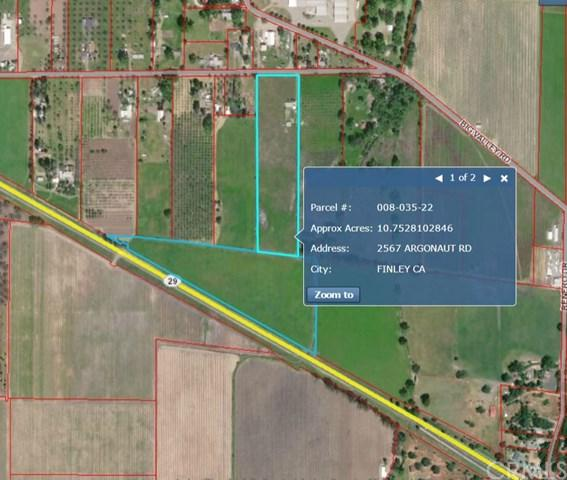 2527 Argonaut Road, Lakeport, CA 95453 (#LC19108954) :: Fred Sed Group