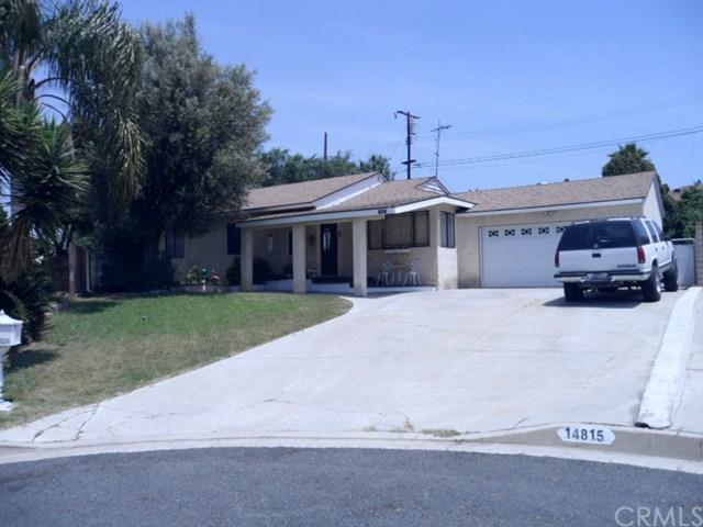 14815 Spangler Place, La Mirada, CA 90638 (#PW19112738) :: Fred Sed Group