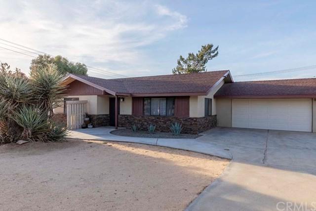 58350 Bonanza Drive, Yucca Valley, CA 92284 (#JT19101617) :: RE/MAX Masters