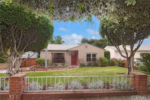 126 W Grandview Avenue, Sierra Madre, CA 91024 (#OC19110535) :: Mainstreet Realtors®