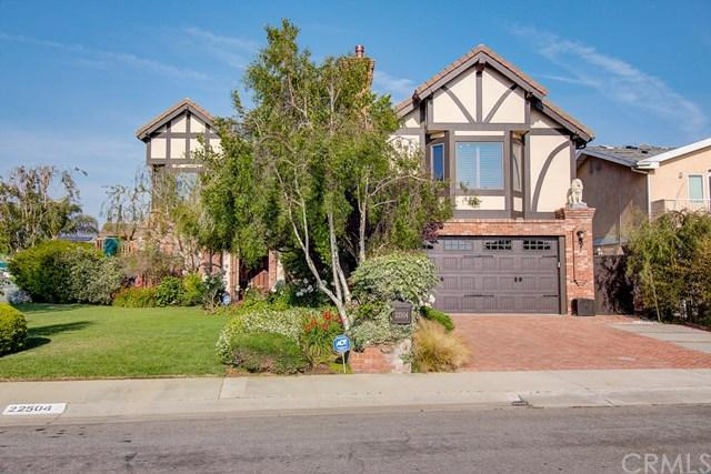22504 Biak Court, Torrance, CA 90505 (#PW19106872) :: Fred Sed Group
