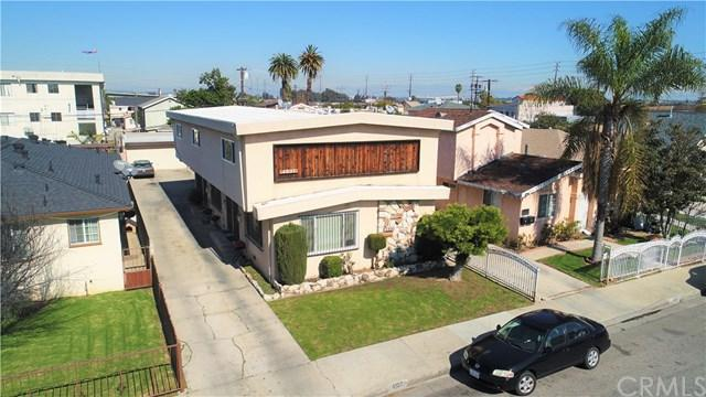 4833 W 118th Street, Hawthorne, CA 90250 (#SB19112712) :: Fred Sed Group