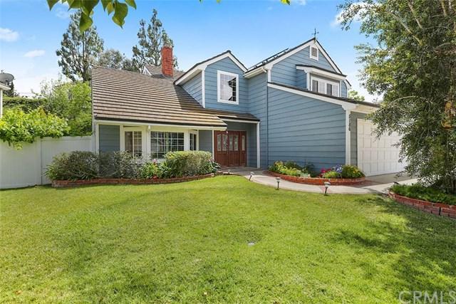 5186 E Cavendish Lane, Anaheim Hills, CA 92807 (#PW19098717) :: J1 Realty Group