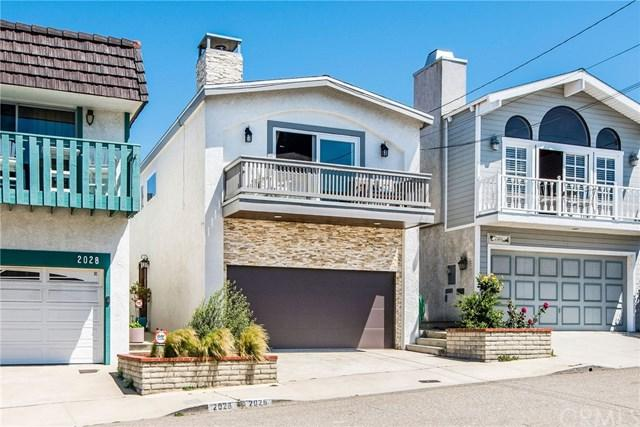 2026 Hillcrest Drive, Hermosa Beach, CA 90254 (#SB19110998) :: Powerhouse Real Estate