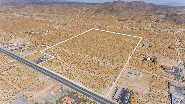 0 Hwy 62, Joshua Tree, CA 92252 (#JT19077643) :: Sperry Residential Group
