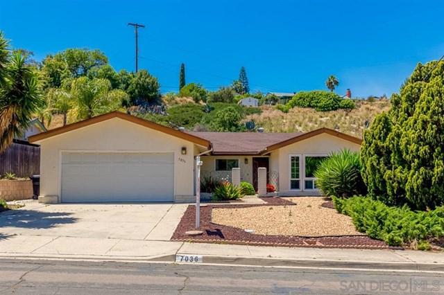 7036 Keighley Street, San Diego, CA 92120 (#190026533) :: Bob Kelly Team