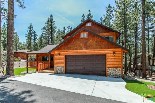 451 Pineview Drive, Big Bear, CA 92314 (#19466870PS) :: The Danae Aballi Team