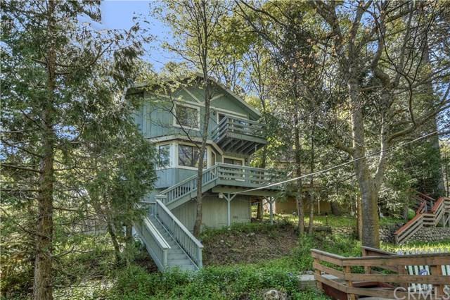 439 Shingle Mill Creek Road, Crestline, CA 92325 (#EV19113854) :: Fred Sed Group