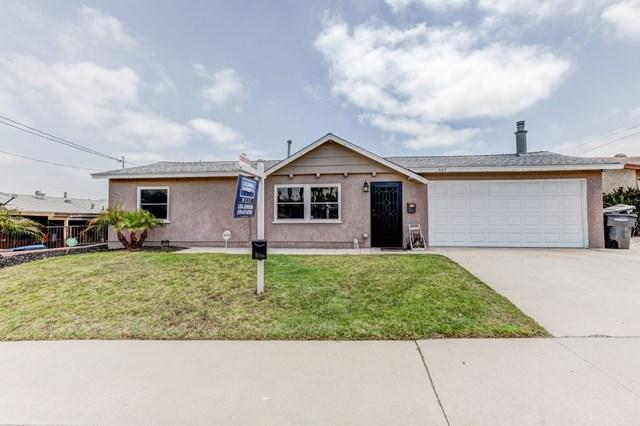 565 Carlsbad St, Spring Valley, CA 91977 (#190026620) :: Mainstreet Realtors®