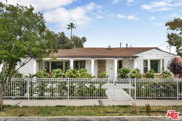 8058 Troost Avenue, North Hollywood, CA 91605 (#19466632) :: Mainstreet Realtors®