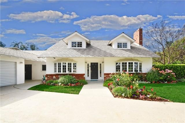 1 Harbor Sight Drive, Rolling Hills Estates, CA 90274 (#PV19113121) :: The Miller Group