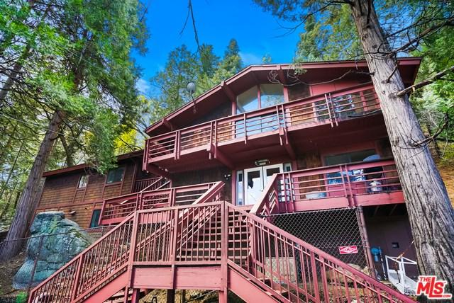 892 Strawberry Peak Lane, Twin Peaks, CA 92391 (#19466802) :: The Marelly Group | Compass
