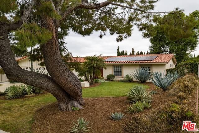 10809 Lurline Avenue, Chatsworth, CA 91311 (#19466822) :: Mainstreet Realtors®