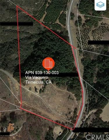 0 Via Vaquero, Temecula, CA 92592 (#TR19112419) :: RE/MAX Empire Properties
