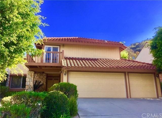 6340 E Camino Grande, Anaheim Hills, CA 92807 (#PW19114278) :: Fred Sed Group