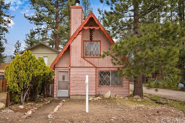301 W Country Club Boulevard, Big Bear, CA 92314 (#PW19114484) :: Fred Sed Group