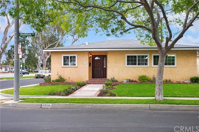 1204 Cranbrook Avenue, Torrance, CA 90503 (#PW19114607) :: Mainstreet Realtors®