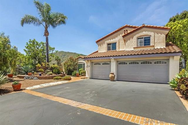 3551 Monte Real, Escondido, CA 92029 (#190026822) :: Fred Sed Group