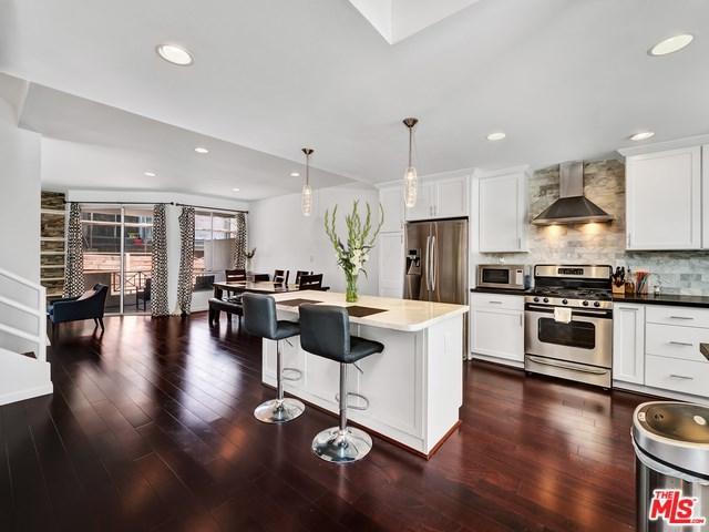 1151 N Fuller Avenue #5, West Hollywood, CA 90046 (#19466430) :: Powerhouse Real Estate