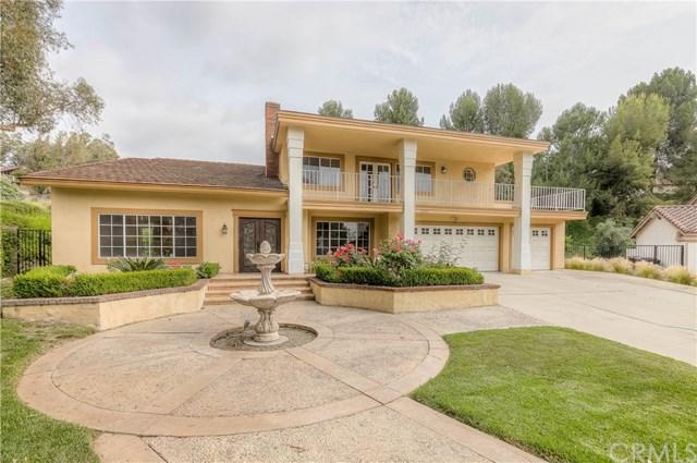 6190 E Via Sabia, Anaheim Hills, CA 92807 (#IG19114737) :: Z Team OC Real Estate