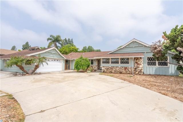 17401 Donmetz Street, Granada Hills, CA 91344 (#SR19101536) :: Fred Sed Group