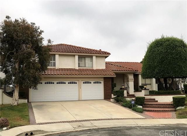 11700 Monte Leon Way, Porter Ranch, CA 91326 (#SR19113683) :: Ardent Real Estate Group, Inc.