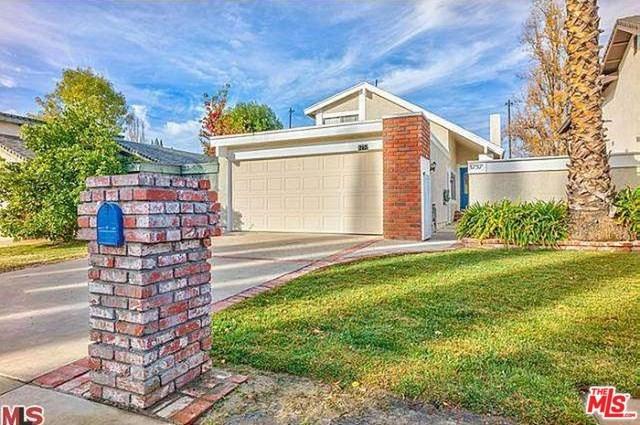 5757 Lake Lindero Drive, Agoura Hills, CA 91301 (#19467316) :: Fred Sed Group