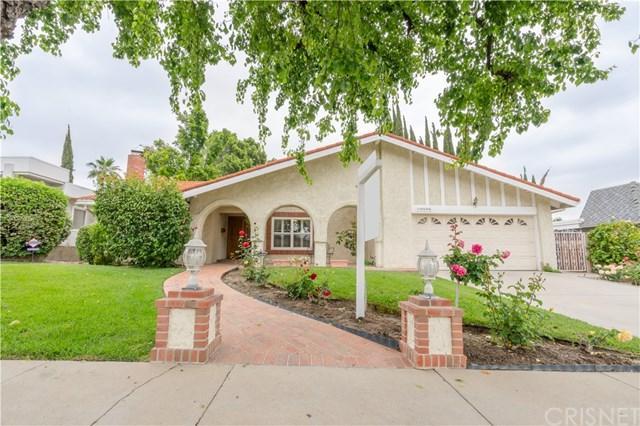 10446 Yarmouth Avenue, Granada Hills, CA 91344 (#SR19114778) :: Fred Sed Group
