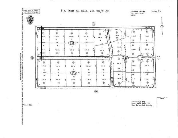 0 Lessing Avenue, Adelanto, CA 92301 (#CV19097339) :: Kim Meeker Realty Group