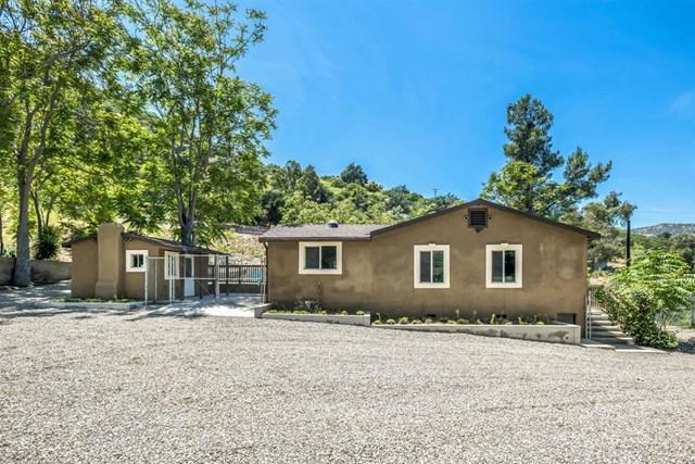 14957 El Monte Rd, Lakeside, CA 92040 (#190026895) :: Fred Sed Group