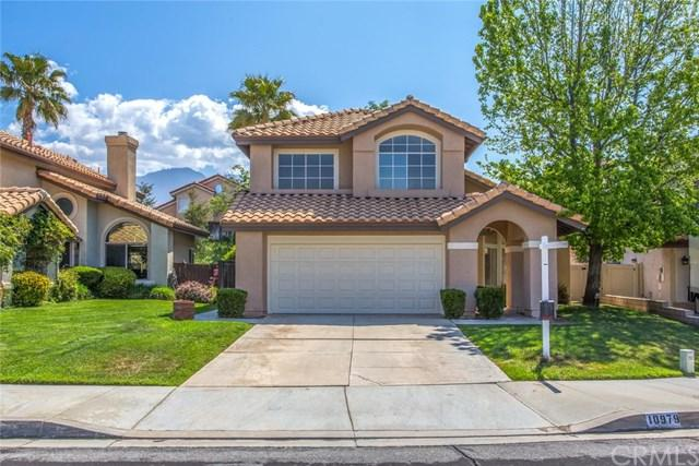 10979 Sandalwood Way, Yucaipa, CA 92399 (#EV19111426) :: Allison James Estates and Homes