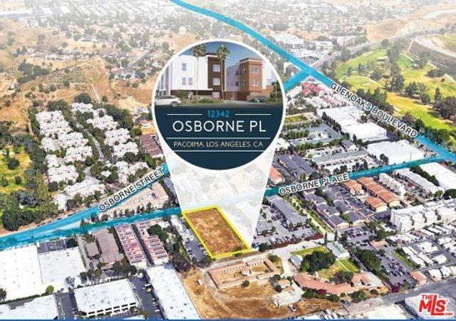 12342 Osborne Place, Pacoima, CA 91331 (#19467418) :: Fred Sed Group