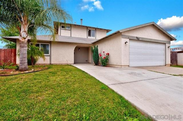1263 Marjorie Pl, Escondido, CA 92027 (#190026948) :: Fred Sed Group