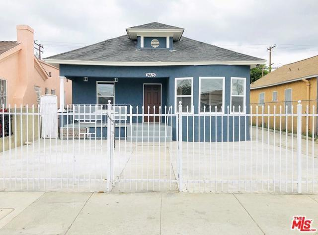 9415 Zamora Avenue, Los Angeles (City), CA 90002 (#19465984) :: Allison James Estates and Homes