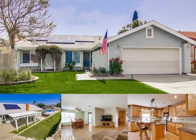 558 Kurdson Street, Spring Valley, CA 91977 (#190026971) :: Mainstreet Realtors®