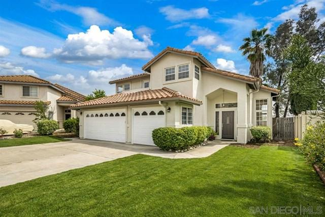 10014 Vista Parque, Lakeside, CA 92040 (#190026994) :: Fred Sed Group