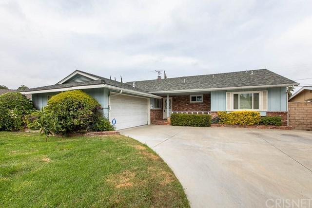 9162 Petit Avenue, Northridge, CA 91343 (#SR19115057) :: Fred Sed Group