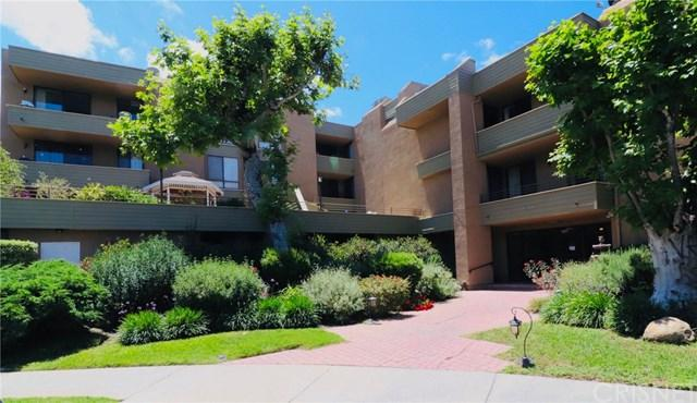 16866 Kingsbury Street #104, Granada Hills, CA 91344 (#SR19114245) :: Fred Sed Group