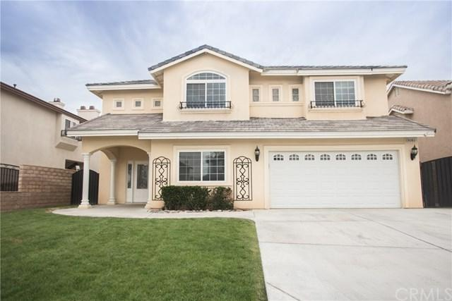 13080 Candleberry Lane, Victorville, CA 92395 (#EV19114317) :: Allison James Estates and Homes