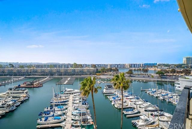 4267 Marina City Drive #410, Marina Del Rey, CA 90292 (#SB19115385) :: Team Tami