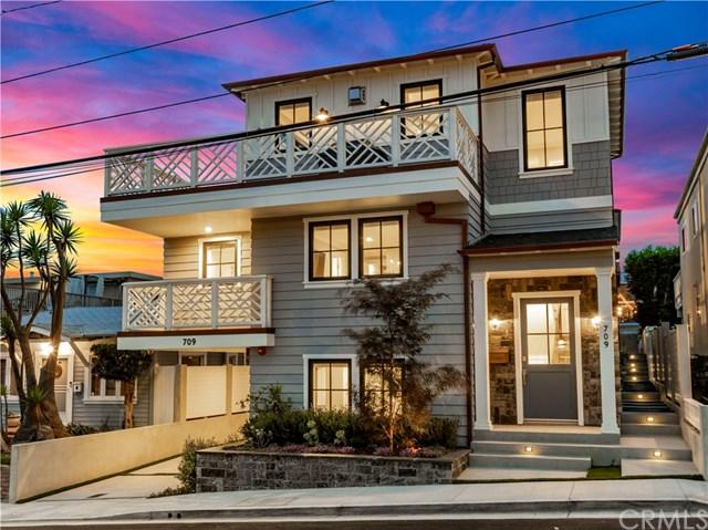 709 2nd Street, Hermosa Beach, CA 90254 (#SB19115376) :: Powerhouse Real Estate