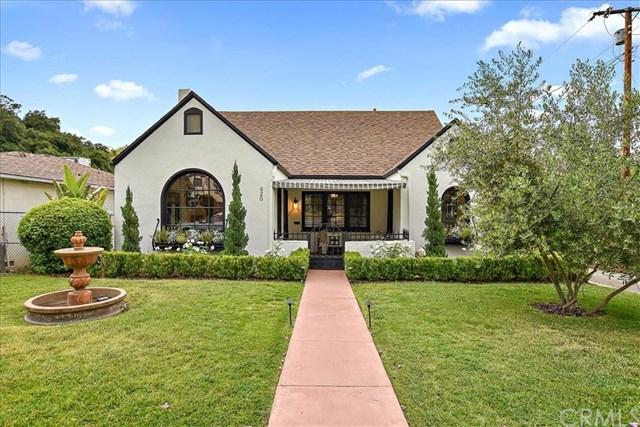 520 W Fern Avenue W, Redlands, CA 92373 (#EV19111711) :: Mainstreet Realtors®