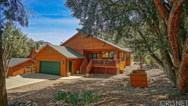 2412 Glacier Drive, Pine Mountain Club, CA 93225 (#SR19115070) :: Keller Williams Temecula / Riverside / Norco