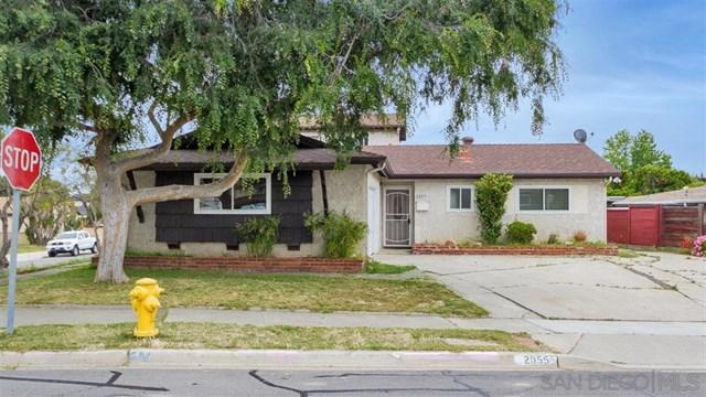 2055 Crandall Dr, San Diego, CA 92111 (#190027068) :: Fred Sed Group